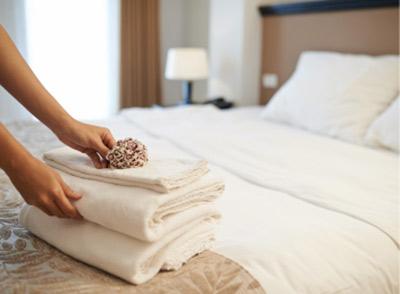 ホテル仕様タオル製品